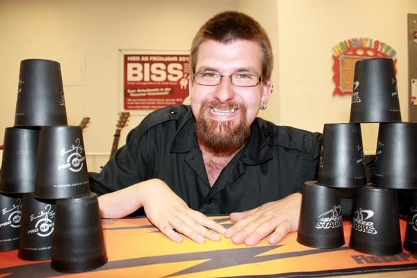 BISS Marcel Wille Speed Stacking