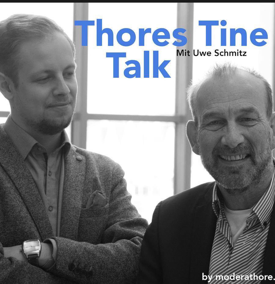 Externer Link: Thores Tine Talk